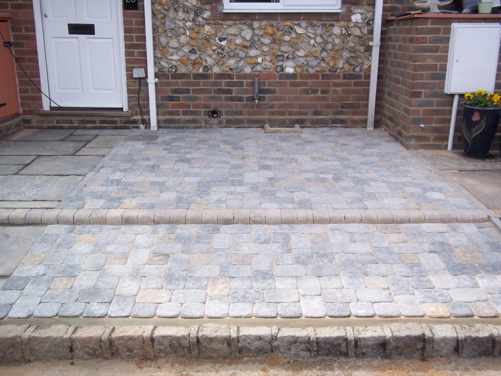 Lightwater driveway & paving