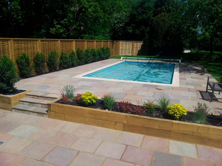 Kingfisher Landscapes - Landscape design Surrey